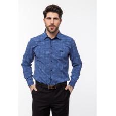 Рубашка Varetti синяя
