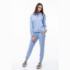 Спортивный костюм  New Fashion голубой