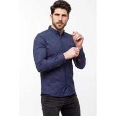 Рубашка G-Port темно-синяя