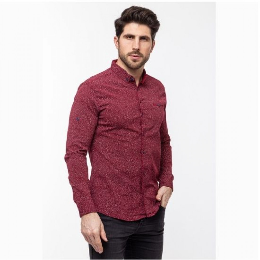 Рубашка G-Port розовая