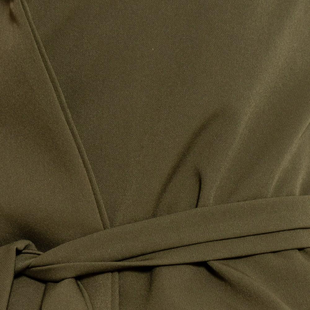 Брючный костюм- жилеткой Wafa пудра