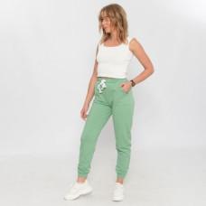 Спортивные штаны New Fashion фисташка